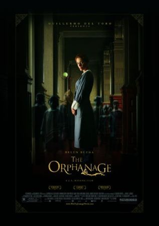 "The Spanish horror film, ""The Orphanage,"" received high critic ratings."