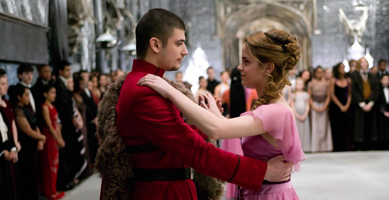 Viktor-Krum-Hermione-Yule-Ball