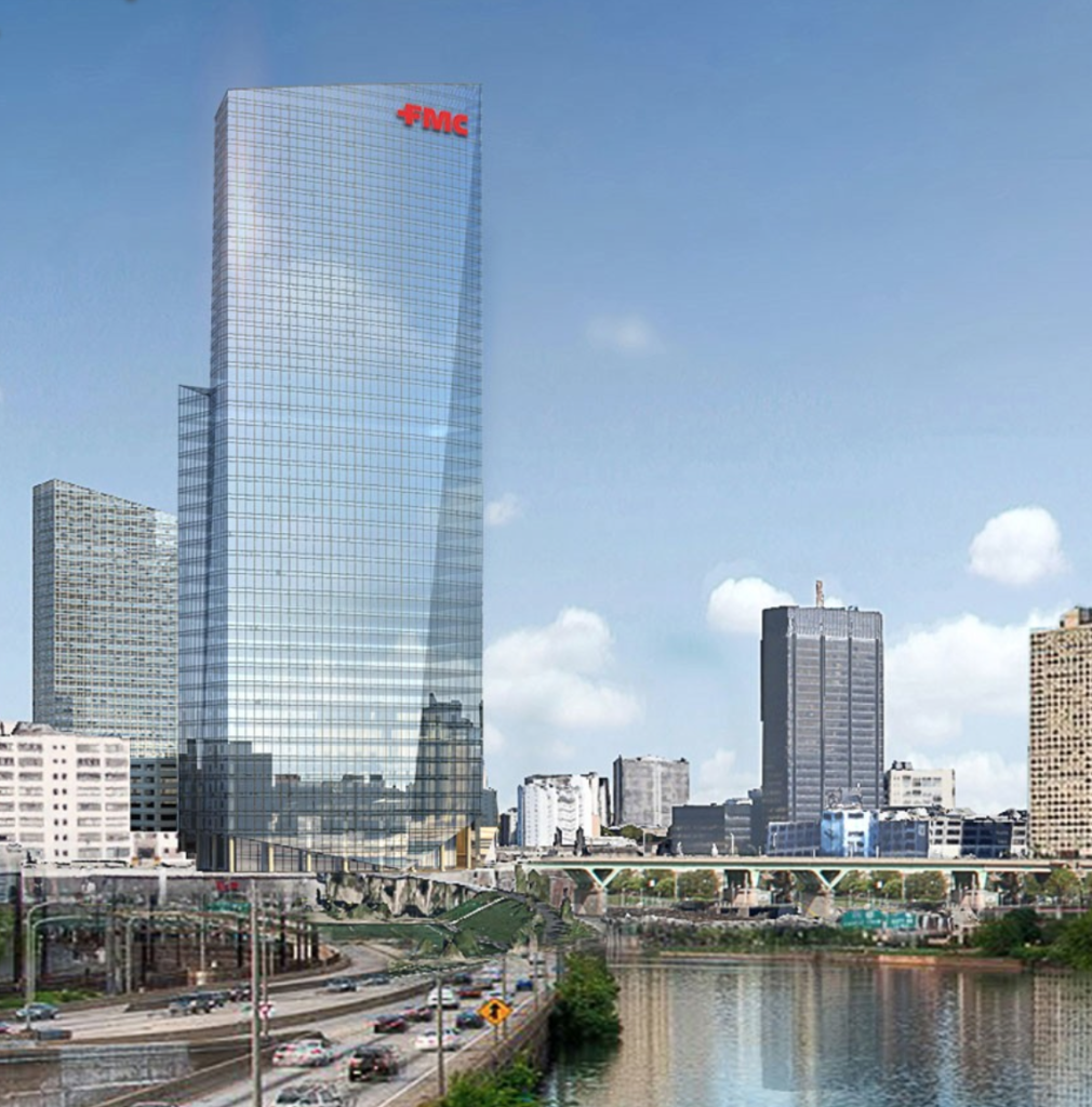 Spate Of New Skyscrapers Set To Redefine Phila Skyline