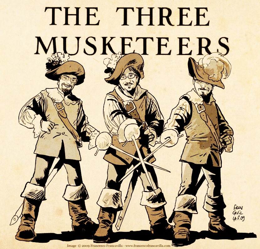 Award-Winning-RFH-Tower-Players-to-Present-The-Three-Musketeers-All-Swash-and-No-Buckle