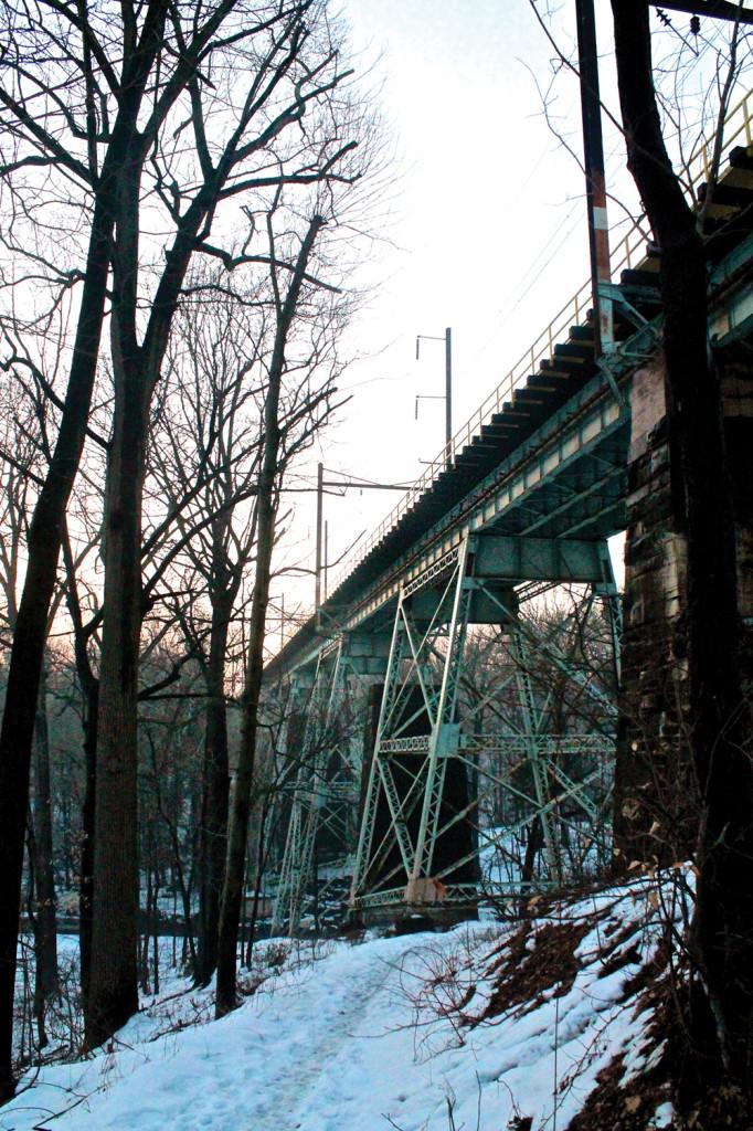 The Crum Creek Viaduct