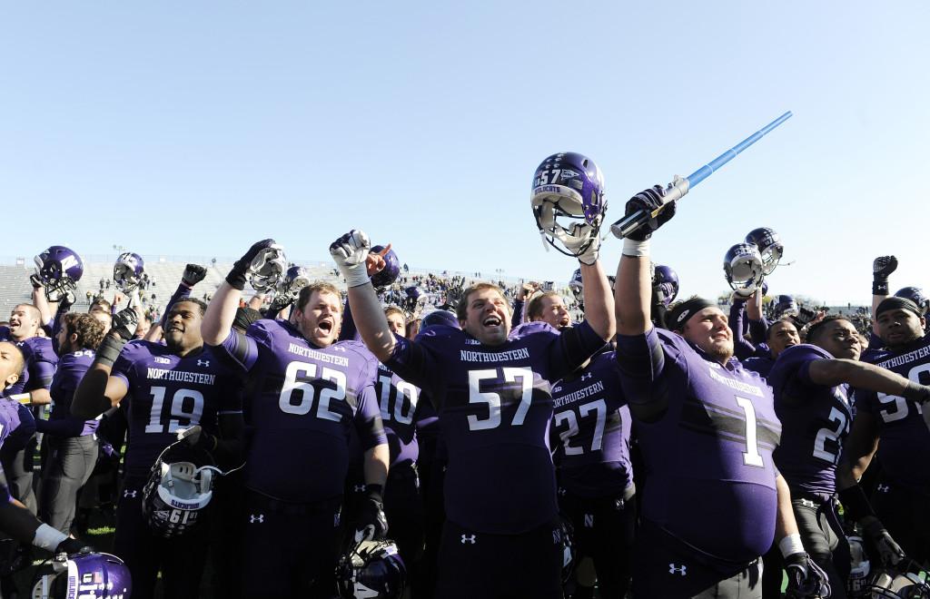 Northwestern's football team has set a groundbreaking precedent by unionizing.