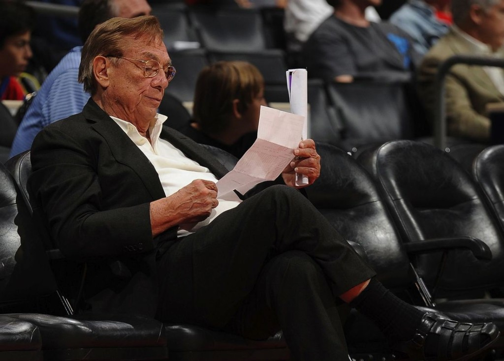 Clippers owner Donald Sterling has been banned for life for racist comments he made to his girlfriend.