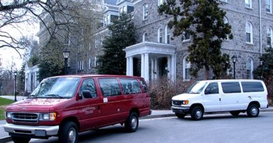 Van Frustrations: Club Leaders Share Thoughts About Rental and Booking System