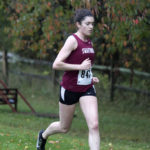 Katie Jo McMenamin '16 and the Garnet had a challenging weekend in Princeton    Credit: Ashlen Sepulveda