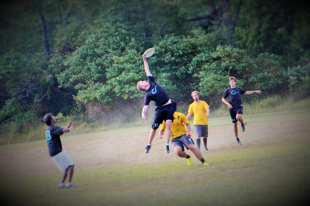 Frisbee photo