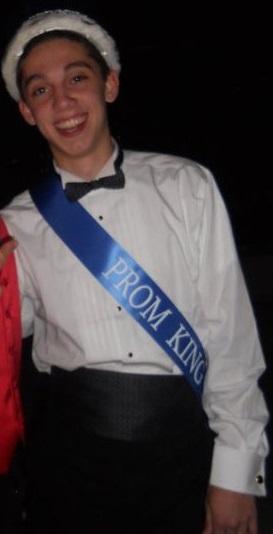 karl prom king