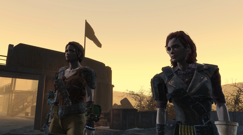 Flirt, Flirt, Romance: Fallout 4's Problems with Queer Relationships
