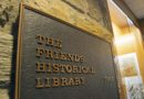 Friends Historical Library Hires New Curator