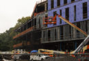 Fall Construction Updates: BEP, Sproul, Dining, Mertz, Steam Plant