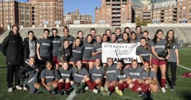 Garnet Repeat as Centennial Champions, Will Host Opening Round of NCAA Playoffs