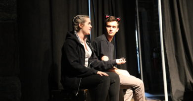 Students Display Collaboration and Creation in Playwrights' Festival