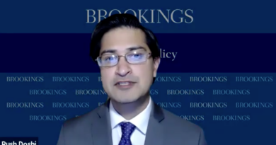 Swarthmore College Hosts Joint Webinar on Indo-Pacific Politics with the Brookings Institute