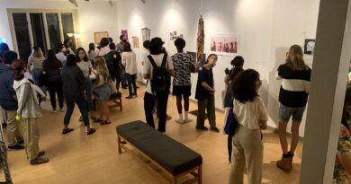 First Year Artists Light Up Kitao Gallery